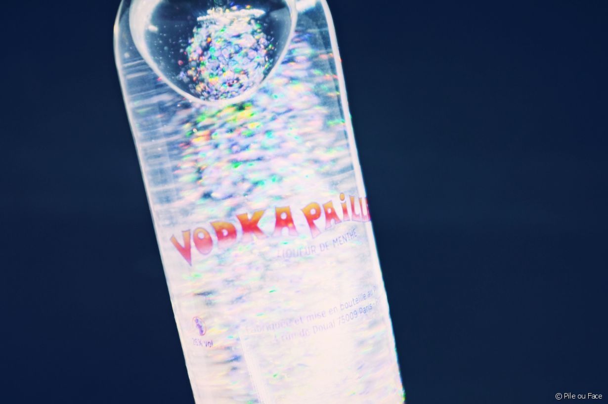 La Vodka Paillettes du Pile ou Face - Photo 4