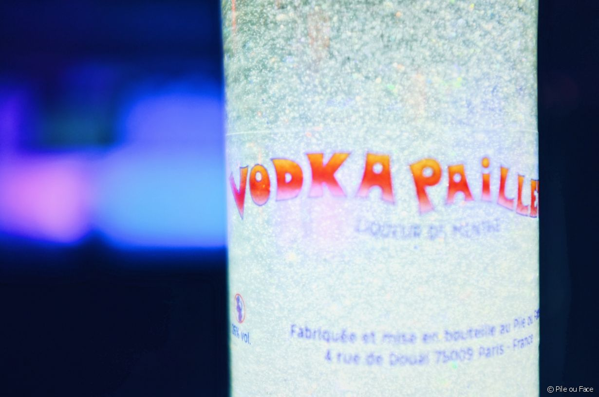 La Vodka Paillettes du Pile ou Face - Photo 7