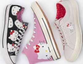 Converse x Hello Kitty, les champions du monde du cosplay... Les news mode