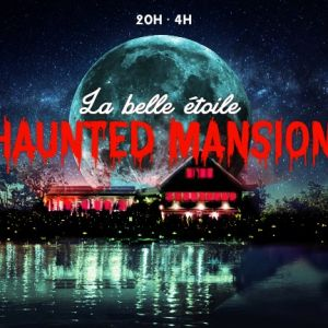 Haunted Mansion au chalet des Iles