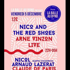 Nico & The Red Shoes