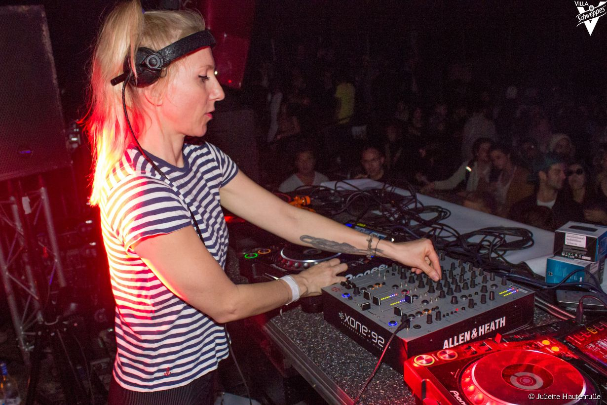 Marvellous Island 2015 : Photo 34 (Ellen Allien)