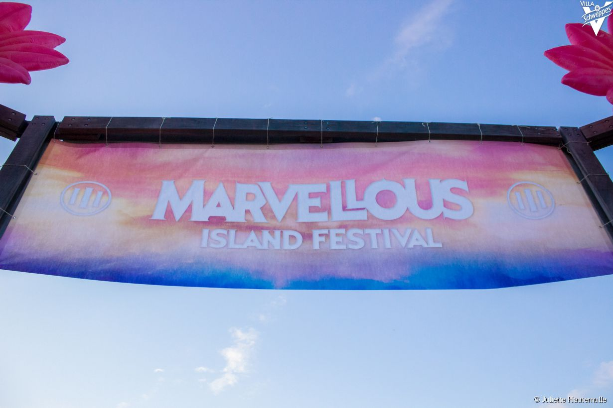 Marvellous Island 2015 : Photo 2