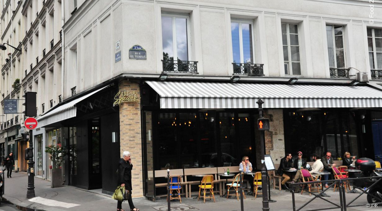 Le Social Square, 165 rue du Temple, 75003 Paris - Photo 1