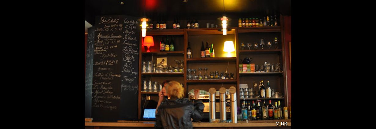 Le supercoin bar bi res du nord de paris - Le comptoir du petit marguery paris 13 ...