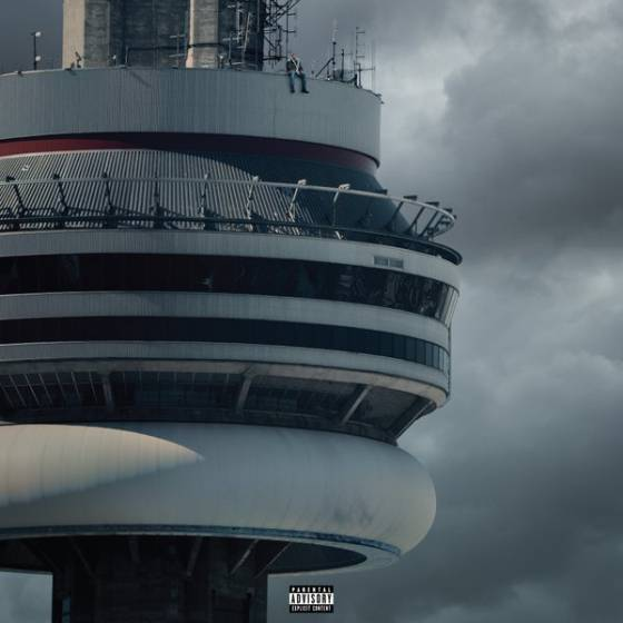 La pochette officielle de VIEWS de Drake