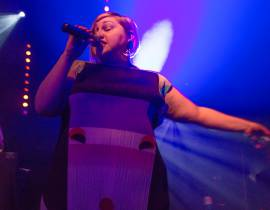 On y était : Beth Ditto ouvre le festival Ma Terrazza