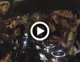 Boiler Room Paris : le mix de Surkin en ligne !