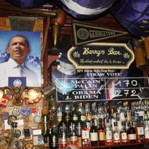 Le Harry's New York Bar, 5 rue Daunou dans le 2ème