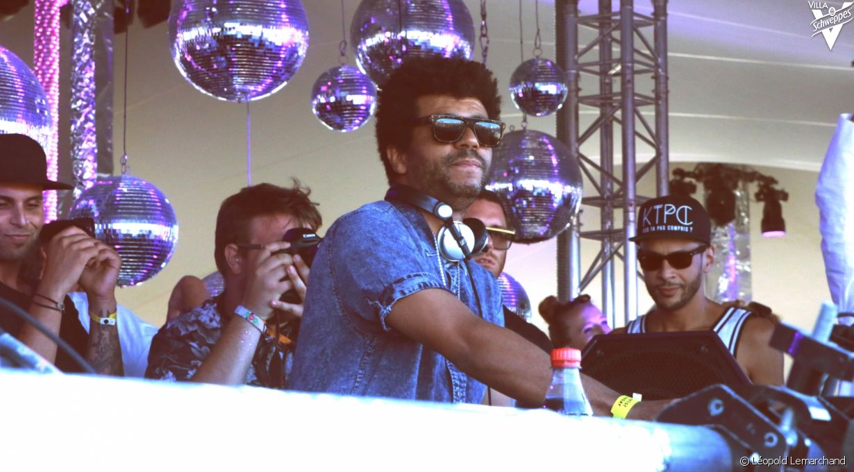Jamie Jones au festival We Can Dance