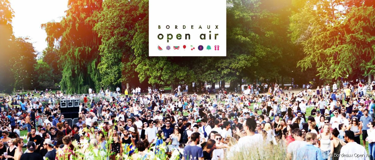 Lors d'une édition de Bordeaux Open Air - Photo 12