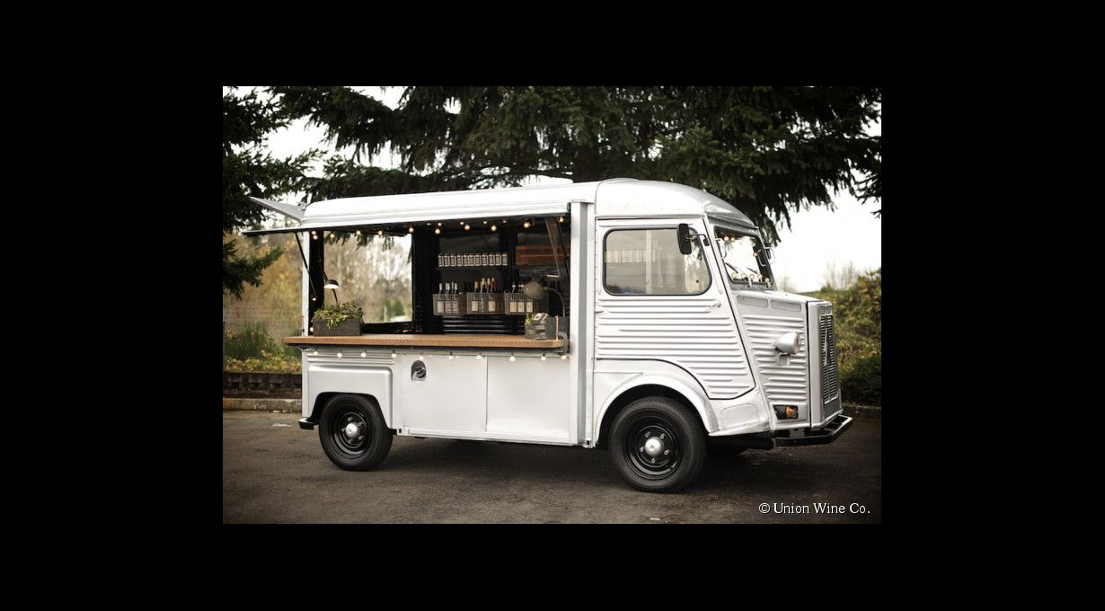 Le Wine-Truck d'Union Wine Co.