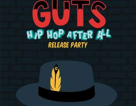 GUTS Release Party le 19 septembre au Pan Piper