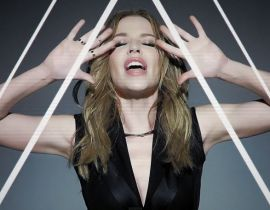 """Right Here, Right Now"" : Giorgio Moroder, dans l'ombre de Kylie Minogue..."