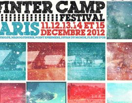 Le Winter Camp festival en décembre à Paris