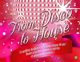 """Nouvel an 2013 J-7 : """"From Disco to House"""" au Showcase"""