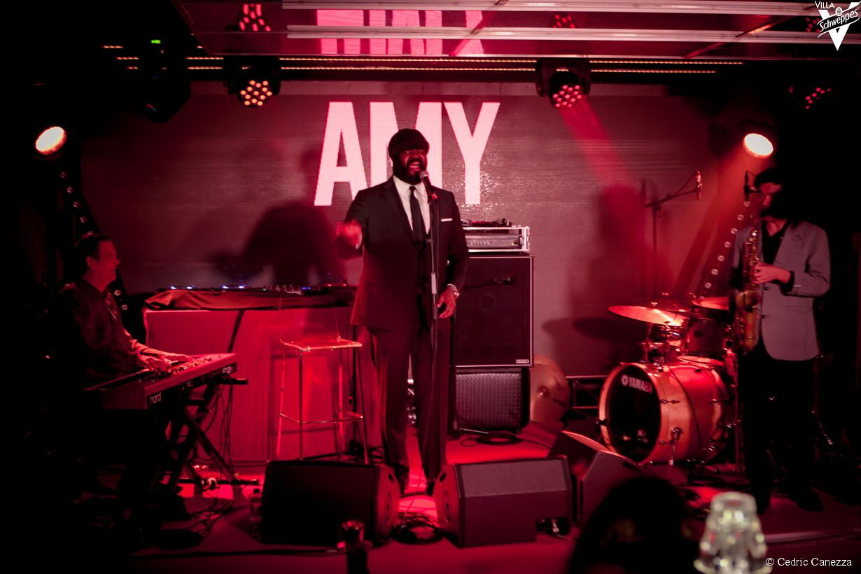 La Villa Schweppes à Cannes, Jour 3 - Photo 20 (Gregory Porter)