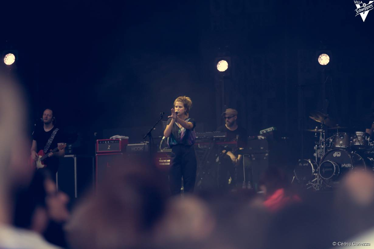 Le BIG Festival, le 18 juillet 2015 - Photo 27 (Selah Sue)