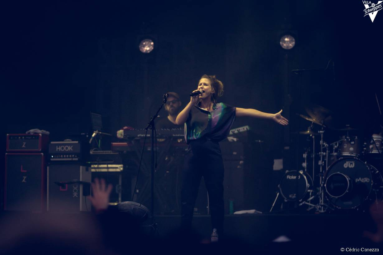 Le BIG Festival, le 18 juillet 2015 - Photo 28 (Selah Sue)