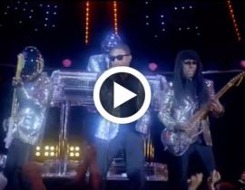 Lose Yourself to dance, le clip des Daft Punk enfin en ligne !