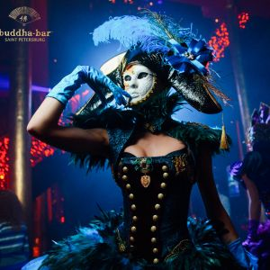 Venitian Carnival du 23 au 26 février 2017 au Buddha-Bar Paris - Photo 3