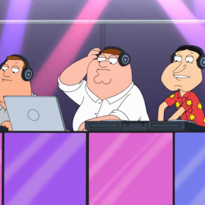 "Family Guy - ""Peter's Def Jam"""