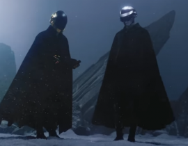 "The Weeknd invite Daft Punk dans le clip de ""I Feel It Coming"""