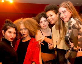 Diapo : les visages du Yard Winter Club