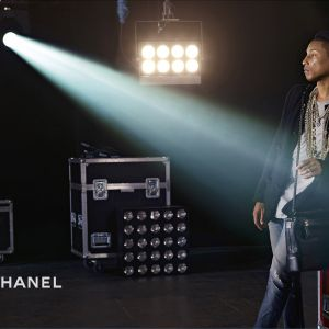 Pharrell Williams pour Chanel