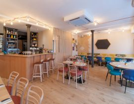 Two Eat Work Café : le bar/restaurant aux deux visages