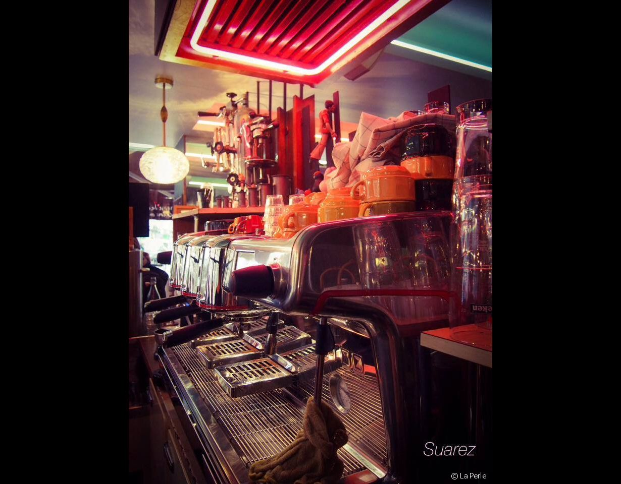 Café La Perle, 78 rue Vieille du Temple, 75003 Paris - Photo 8