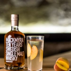 Le Mackmyra Highball du Golden Promise
