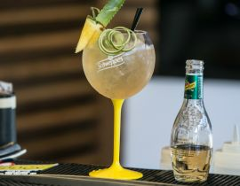 Cocktail : le Carribean Cooler de Villa Schweppes