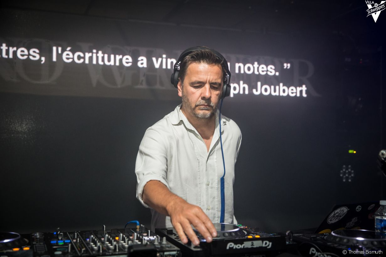 Villa Schweppes à Cannes le 26 mai 2017 - Photo 17 (Laurent Garnier)