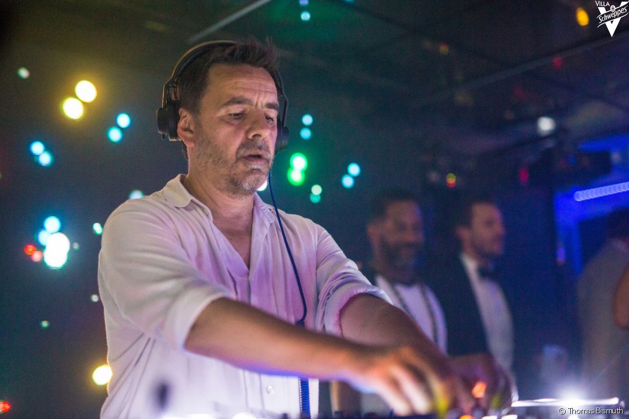 Villa Schweppes à Cannes le 26 mai 2017 - Photo 28 (Laurent Garnier)