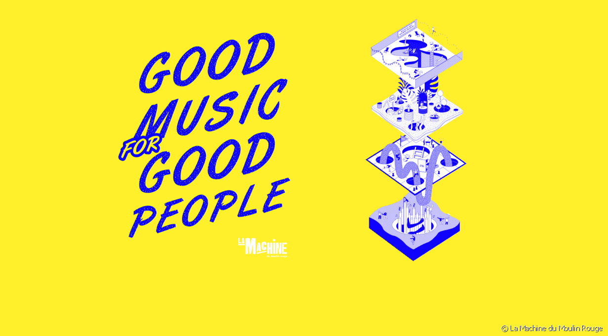Good Music for Good People