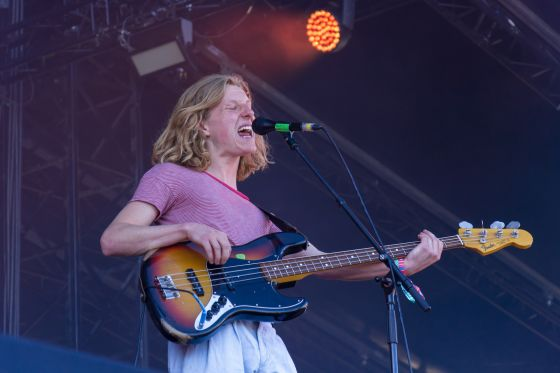 Parcels en live samedi 10 juin 2017 au festival We Love Green - Photo 2