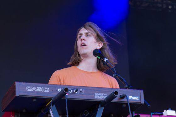 Parcels en live samedi 10 juin 2017 au festival We Love Green - Photo 4