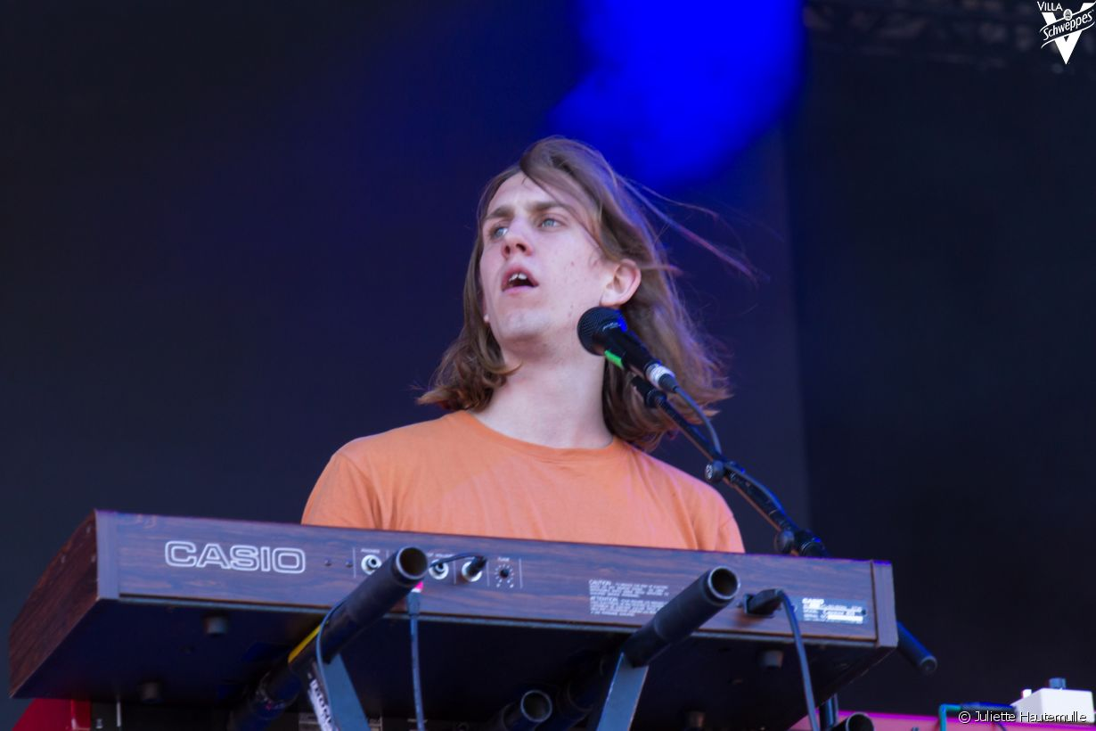 Samedi 10 juin 2017 au festival We Love Green - Photo 14 (Parcels)