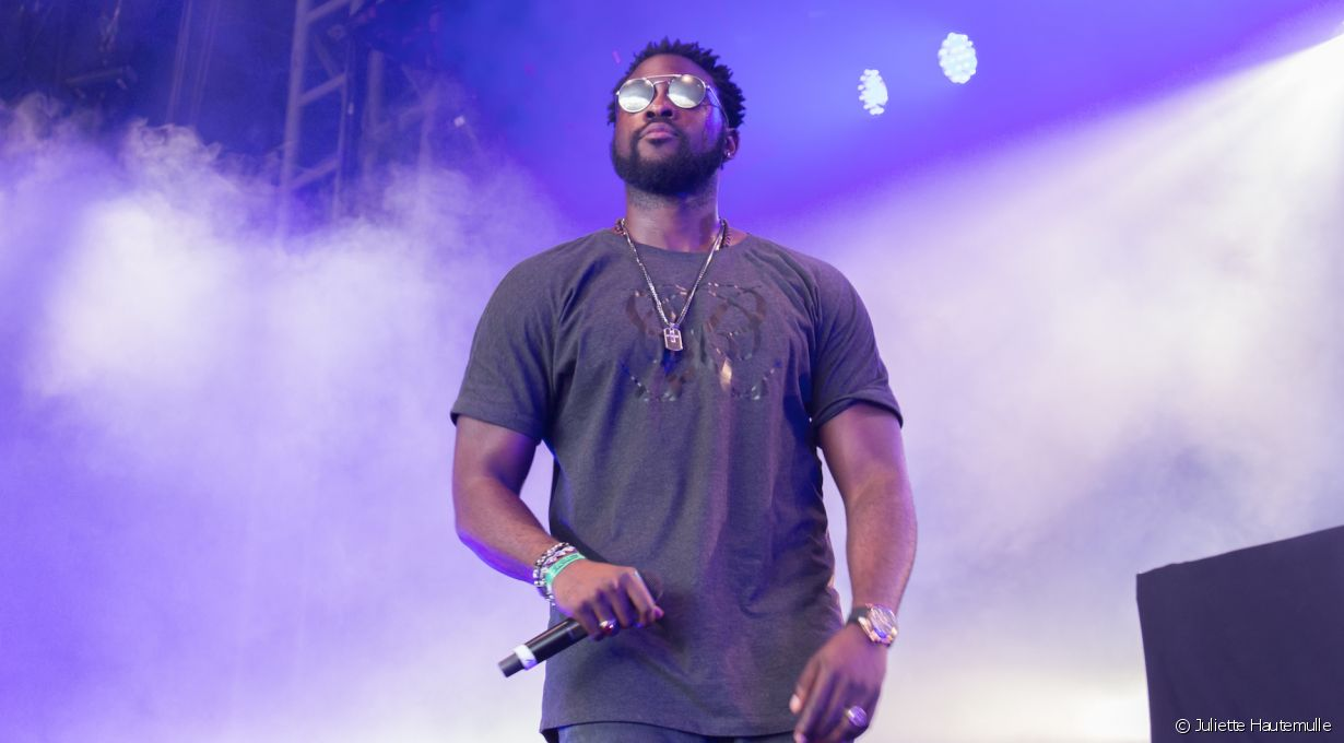 Samedi 10 juin 2017 au festival We Love Green - Photo 1 (Damso)
