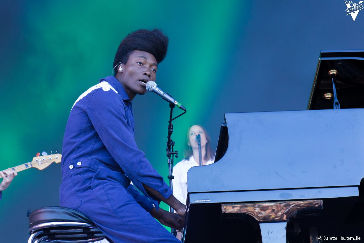 Samedi 10 juin 2017 au festival We Love Green - Photo 53 (Benjamin Clementine)