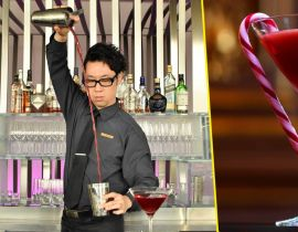 Opening Soon : le Sakura Bar de The Peninsula Paris