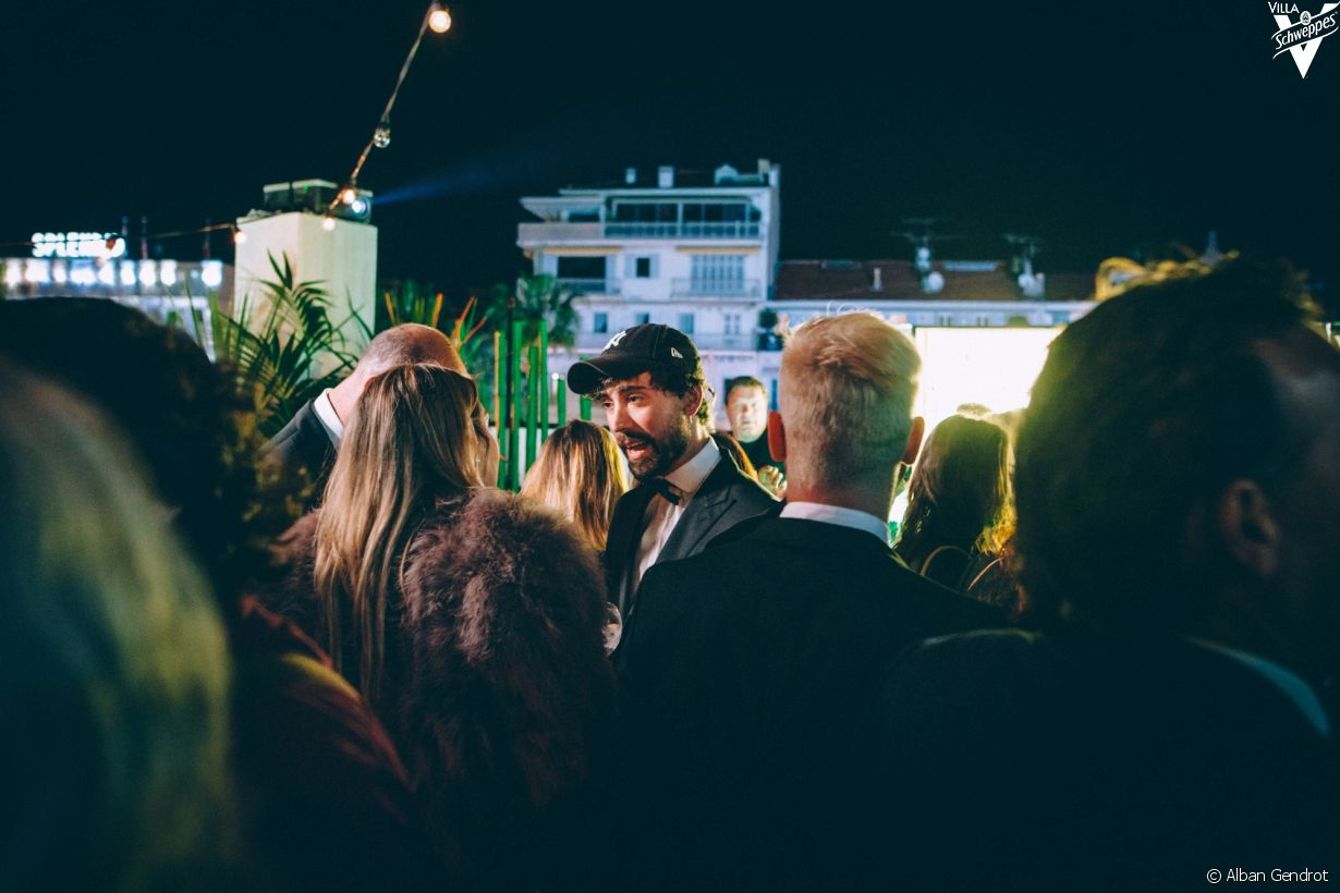 Villa Schweppes à Cannes le 16 mai 2018 - Photo 15