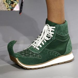 Les baskets/babouches Loewe