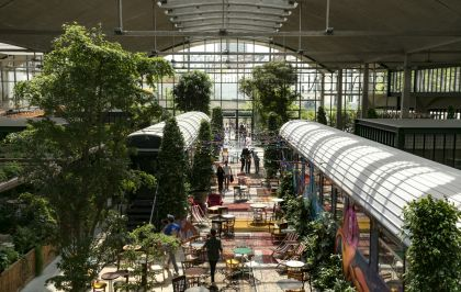 La Felicità : un vrai parc d'attraction pour foodistas