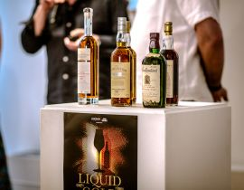 Liquid Gold, le premier salon des spiritueux d'exception