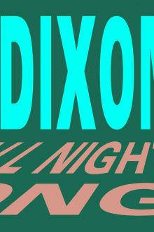 Dixon all night long au Badaboum