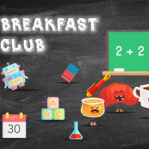 Breakfast Club de RA+RE au Café Barge dimanche 30 septembre 2018