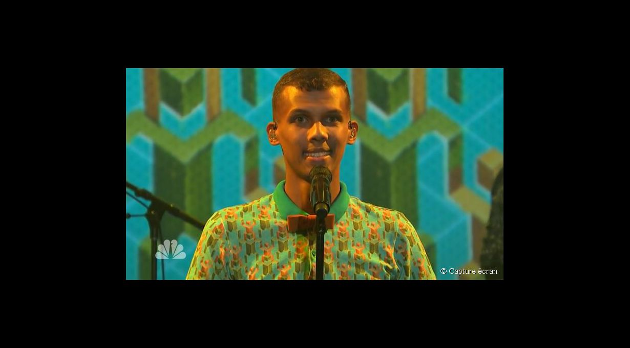 Stromae au Late Night de Seth Meyers