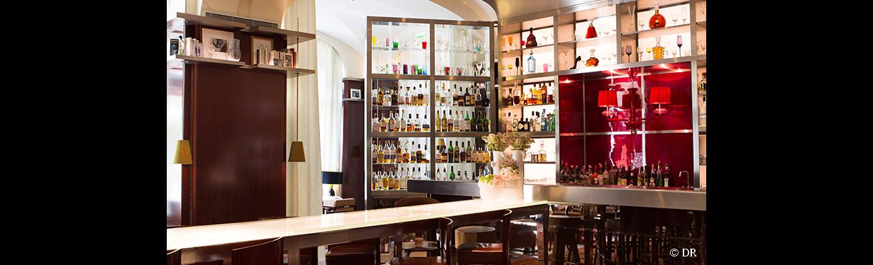 Le Bar Long du Royal Monceau Raffles Paris, 37 Avenue Hoche, 75008 Paris